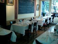 Restaurant Le Bleu Raisin