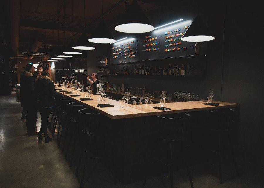 Le Flamant restaurant Montreal