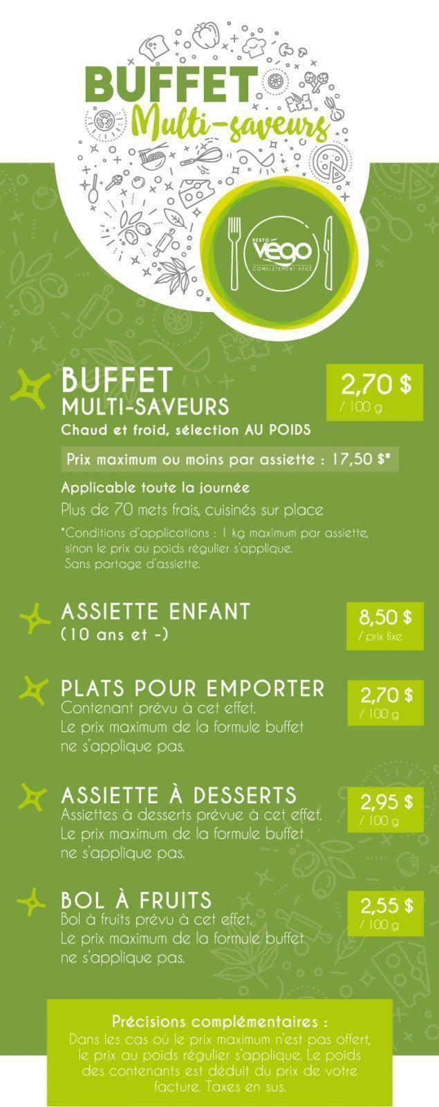 Buffet-ban